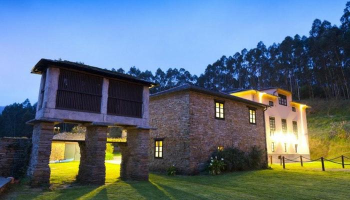 Casa Rural Finca Goleta, alojamiento Festival Eu Son Eo