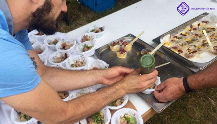 Gastronomía Festival Eu Son Eo