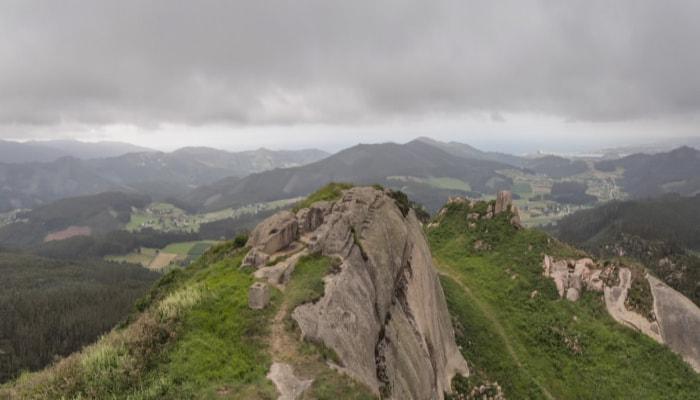 Mirador del Pico da Frouxeira