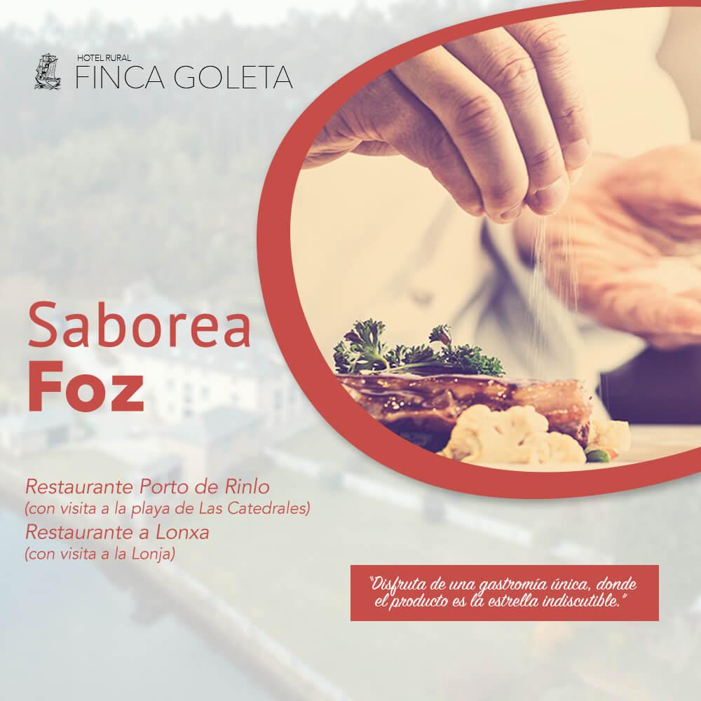 Bono Regalo - Saborea Foz