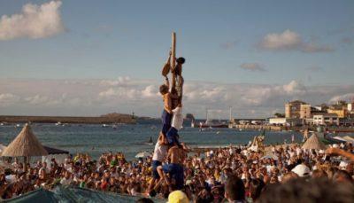A Maruxaina de San Cibrao, una fiesta en A Mariña que nunca defrauda